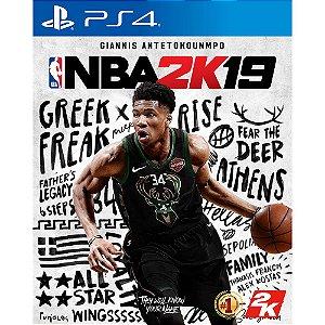 PS4 - NBA 2K19