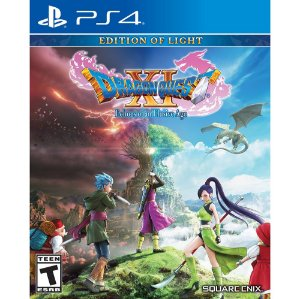 PS4 - Dragon Quest XI Echoes Of An Elusive Age
