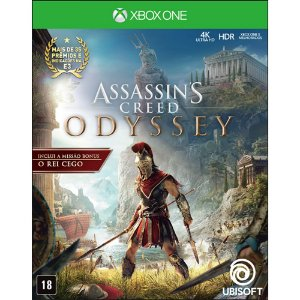 XboxOne - Assassins Creed Odyssey