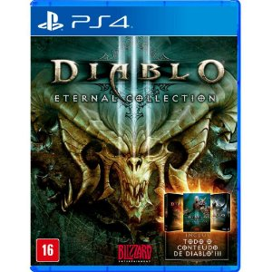 PS4 - Diablo III Eternal Collection