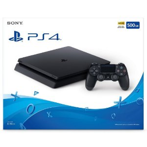 PS4 - Console Playstation 4 Slim 500Gb
