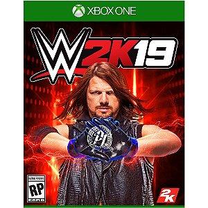 XboxOne - WWE 2K19