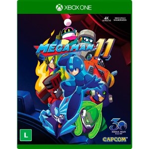 XboxOne - Mega Man 11