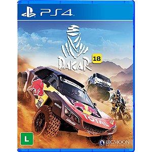 PS4 - Dakar 18
