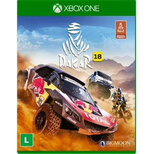 XboxOne - Dakar 18