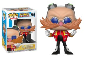 Funko Pop! Games: Sonic The Hedgehog - Dr. Eggman