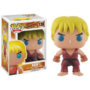 Funko Pop! Games: Street Fighter - Ken
