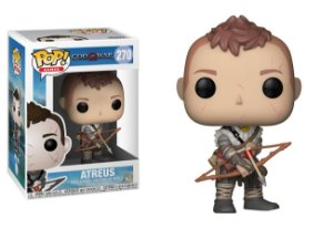 Funko Pop! Games: God Of War - Atreus
