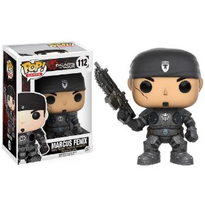 Funko Pop! Games: Gears Of War - Marcus Fenix