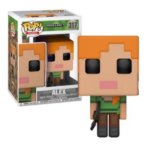 Funko Pop! Games: Minecraft - Alex