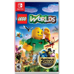 Switch - Lego Worlds