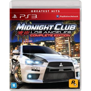 PS3 - Midnight Club: Los Angeles - Complete Edition