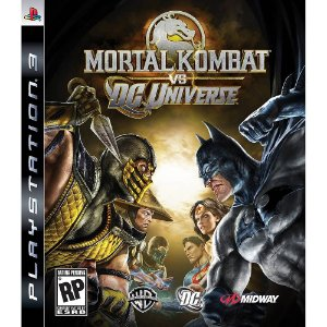 PS3 - Mortal Kombat VS DC Universe