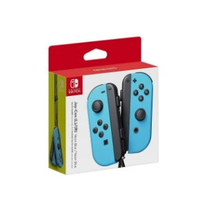 Switch - Joy-Con Esquerdo/Direito - Neon Azul
