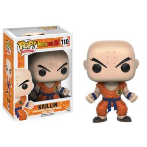 Funko Pop! Animation: DragonBall Z - Krillin