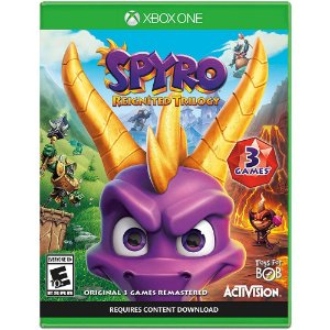 XboxOne - Spyro Reignited Trilogy