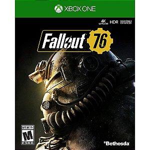 XboxOne - Fallout 76