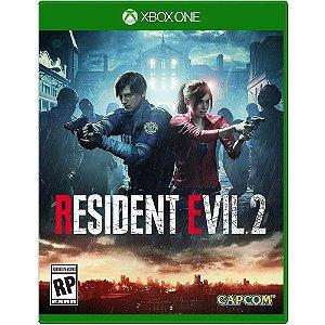 XboxOne - Resident Evil 2