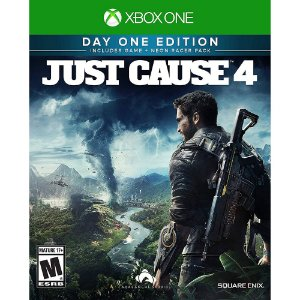 XboxOne - Just Cause 4