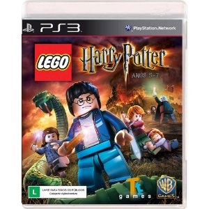 PS3 - LEGO Harry Potter Anos 5-7