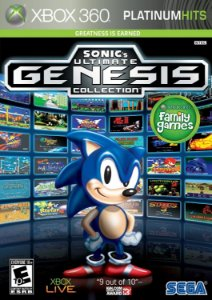Xbox360 - Sonic's Ultimate Genesis Collection