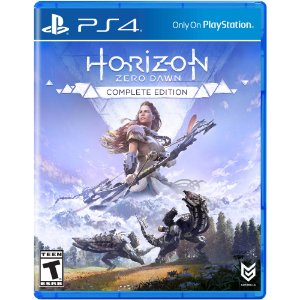 PS4 - Horizon Zero Dawn - Complete Edition