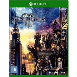 XboxOne - Kingdom Hearts III