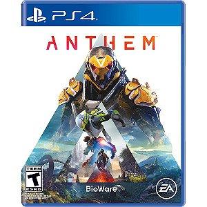 PS4 - Anthem