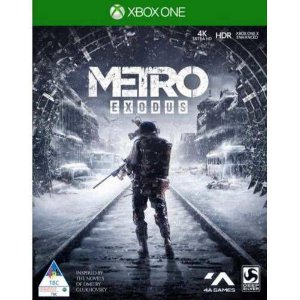 XboxOne - Metro Exodus