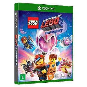 XboxOne - Uma Aventura Lego 2 - Videogame