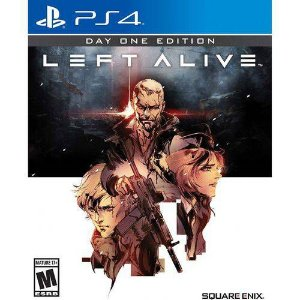 PS4 - Left Alive