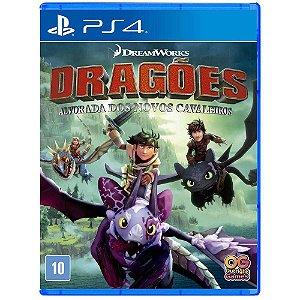 PS4 - Dragões - Alvorada Dos Novos Cavalheiros