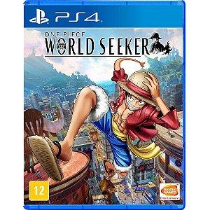 PS4 - One Piece - World Seeker