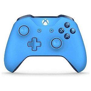 XboxOne - Controle Xbox One S Azul