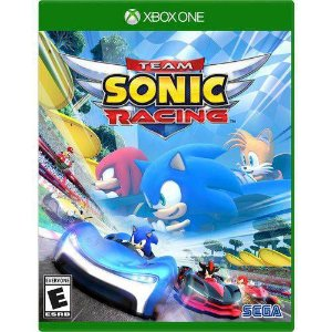 XBoxOne - Sonic Team Racing