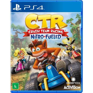 PS4 - Crash Team Racing Nitro-Fueled