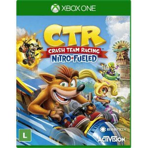 XboxOne - Crash Team Racing Nitro-Fueled
