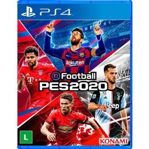 PS4 - EFootball Pro Evolution Soccer 2020