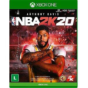 XboxOne - NBA 2k20
