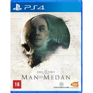 PS4 - The Dark Pictures Man Of Medan