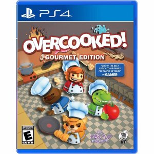 PS4 - Overcooked! Gourmet Edition