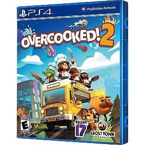 PS4 - Overcooked 2