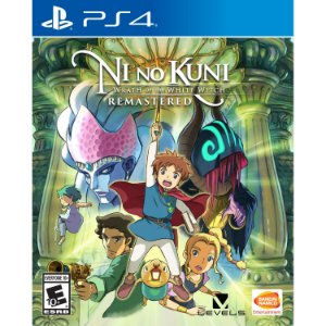 PS4 - Ni No Kuni - Wrath Of The White Witch Remastered