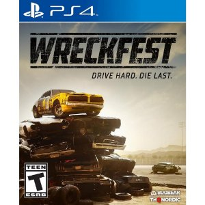 PS4 - Wreckfest