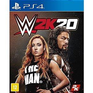 PS4 - WWE 2K20