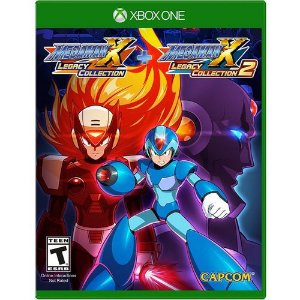 XboxOne - Mega Man X Legacy Collection 1+2