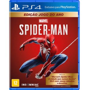 PS4 - Marvel's Spider-Man: Game of the Year Edition