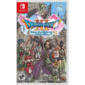 Switch - Dragon Quest XI - Echoes of an Elusive Era - Definitive Edition