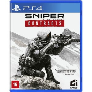 PS4 - Sniper Ghost Warrior Contracts