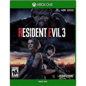 XboxOne - Resident Evil 3